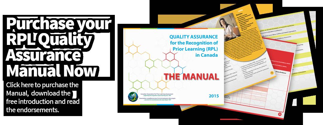 RPL QA Manual